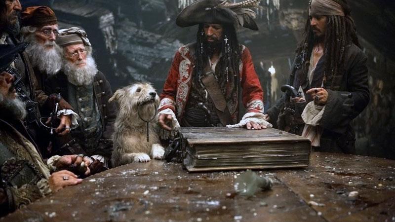 L' era dei pirati